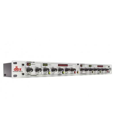 Double Compresseur Limiteur Gate DBX 266XS