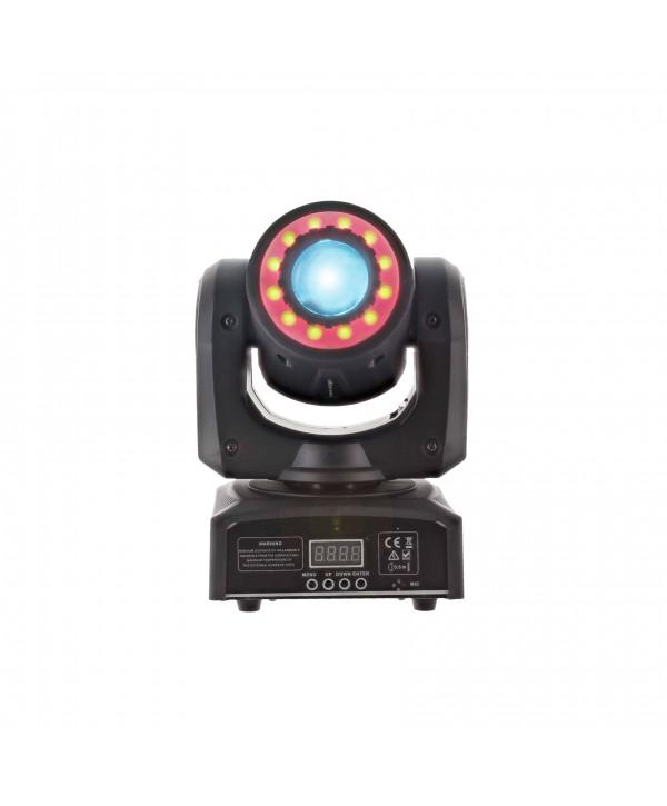 Lyre Spot 40 RING avec anneau Power Lighting 40W