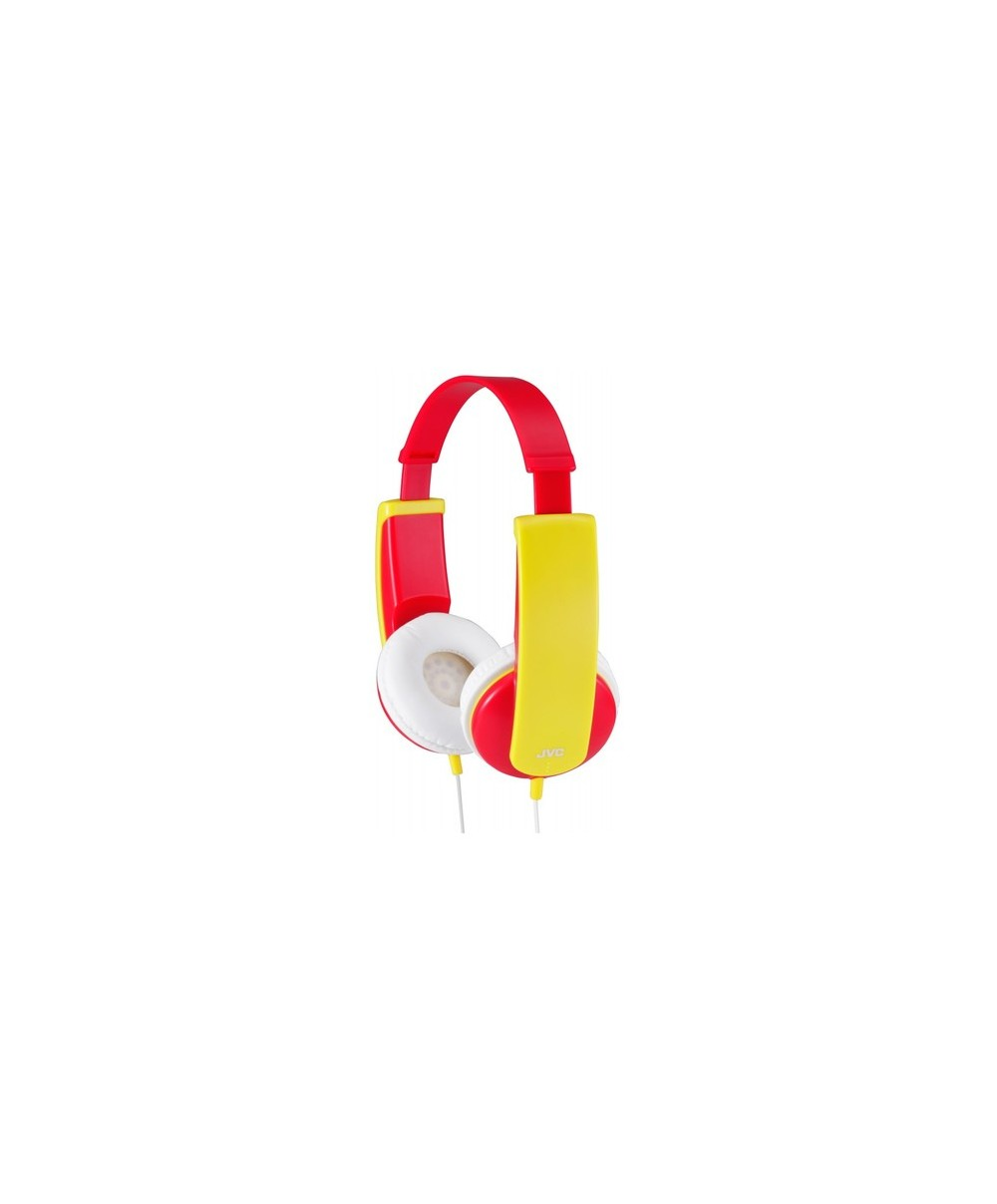 JVC HA-KD 5 R-E rouge Casques à arceau avec fil