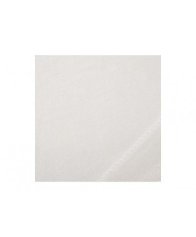 Tissus Coton Gratté THEMIS Blanc 140g M2 M1 en 2,6M prix au ML