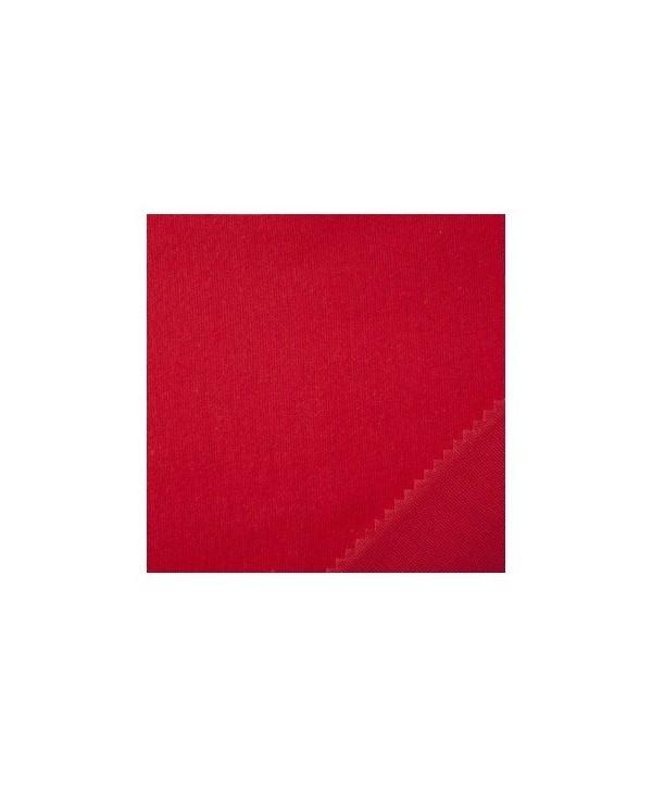 Tissus Coton Gratté THEMIS Rouge 140g M1 M1 en 2,6M prix au ML