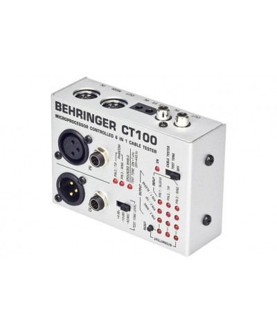CT100 CABLE TESTER BEHRINGER