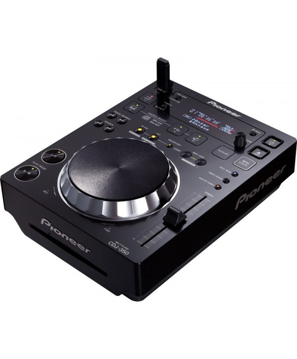 Lecteur CD USB PIONEER CDJ 350-K Noir