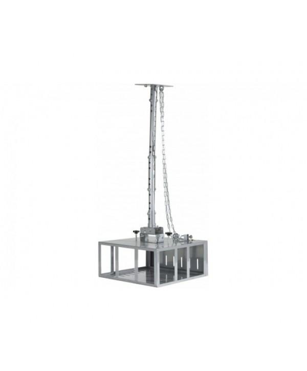 Support Plafond Vidéo-Projecteur avec caisson sécurisé 29 à 86cm
