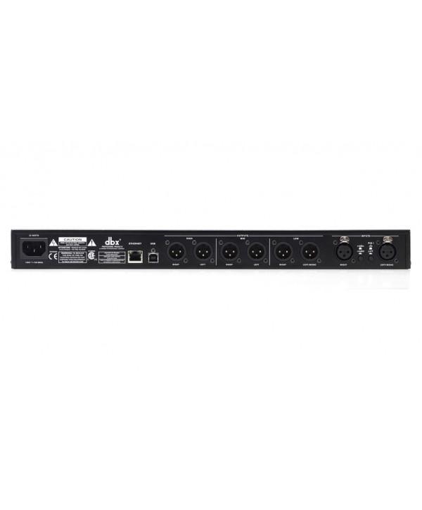 Processeur numérique DBX DRIVERACK PA2 2in 6out AFS Ethernet
