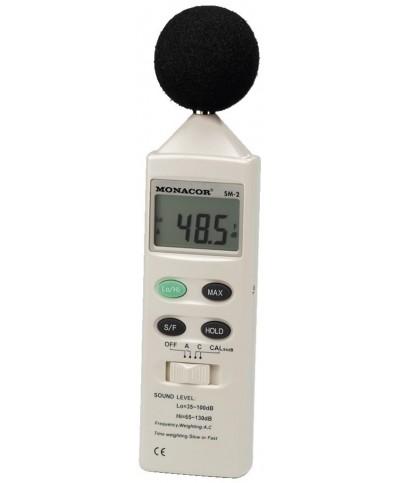 Sonomètre SM-2 MONACOR