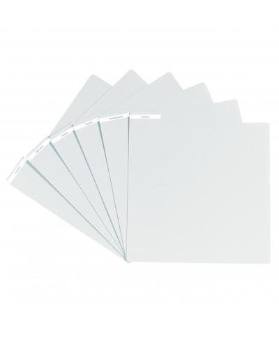 DIVIDEUR VINYLE BLANC GLORIOUS X1 intercalaires vinyles couleur Blanche