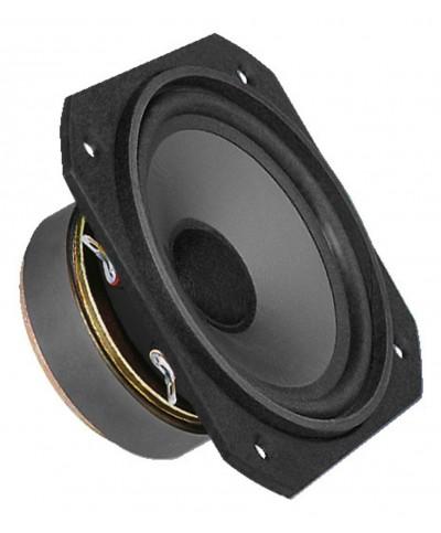 HP Bass Médium HIFI MONACOR 60W 8 Ohms  MS-125 DIAM 13 cm