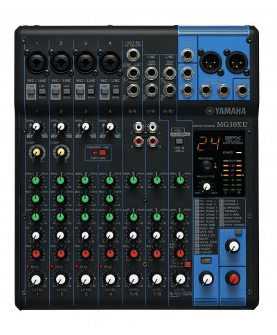 Console de Mixage Analogique MG10XU YAMAHA
