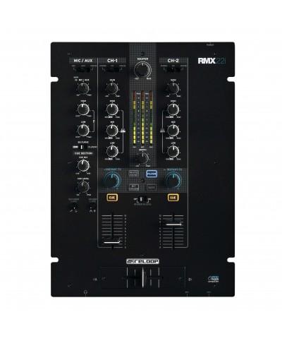 Table de Mixage 4 entrées RELOOP RMX-22i