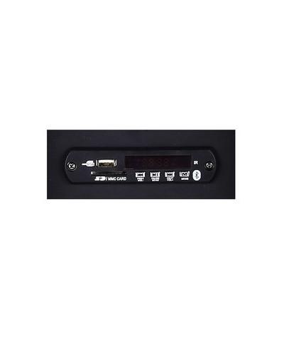 Enceinte active 12 Pouces 200W micro stand POWER ACOUSTICS TESLA 12A DJ PACK