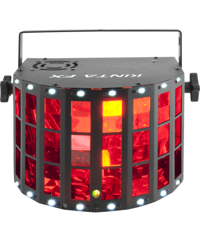 Effet à Led KINTA FX CHAUVET 4 LED RGBW Strobe Laser