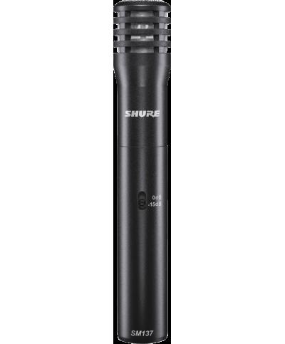 Micro Fil SHURE SM137