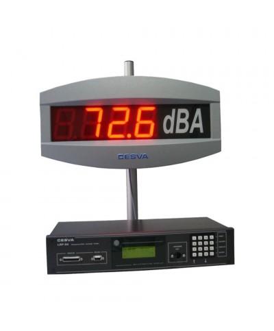 Ecran de controle Déportable Géant DL100 pour CESVA LRF04 LRF05