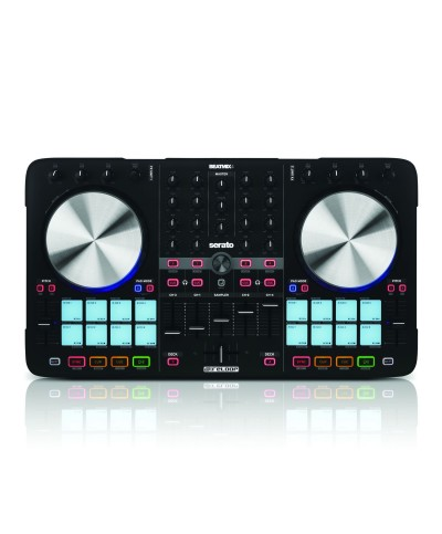 Contrôleur DJ USB Midi RELOOP BEATMIX 4 MK2
