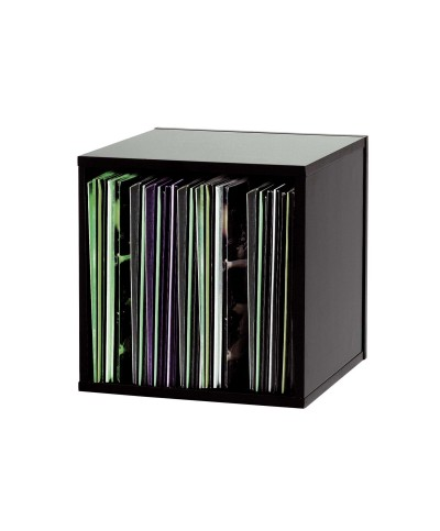 Casier Rangement 110 Vinyles GLORIOUS DJ RECORD BOX 110 BLACK