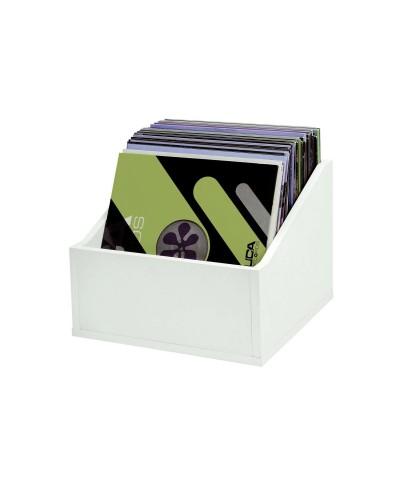 Casiers Rangement 110 Vinyles Finition Blanche GLORIOUS DJ RECORD BOX ADVANCED 110 WHITE