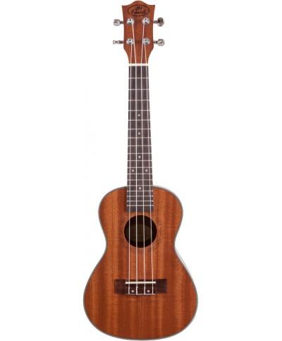 Prodipe Guitars BC2 UKULELE CONCERT 23P ACAJOU SAPELE