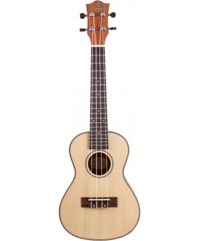 Prodipe Guitars BC300 UKULELE CONCERT dos bombé 23P EPICEA JMFBC300