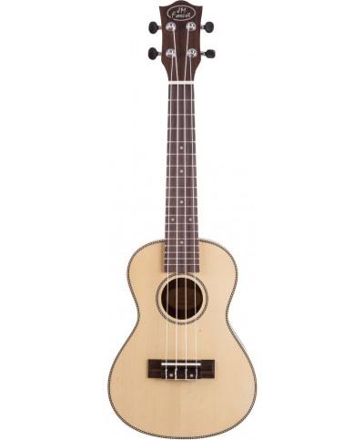 Prodipe Guitars BC320 UKULELE CONCERT dos bombé 23P EPICEA JMFBC320