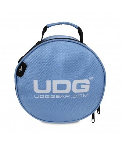 Housse pour casque couleur bleu clair UDG U 9950 LB