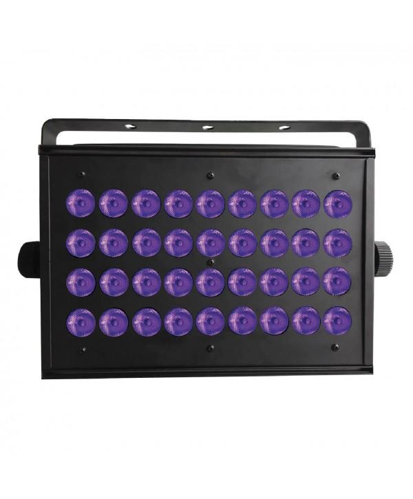 Panneau à Led UV 36x3W POWER LIGHTING UV PANEL 36x3W