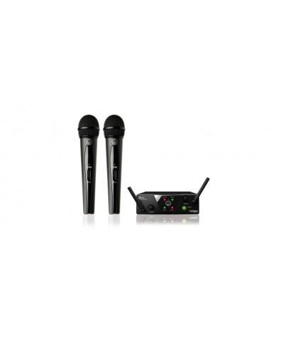 Système HF AKG WMS40 Mini Duo Vocal Set