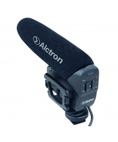 Micro Pour Caméra Photo - Caméscope Alctron VM 6