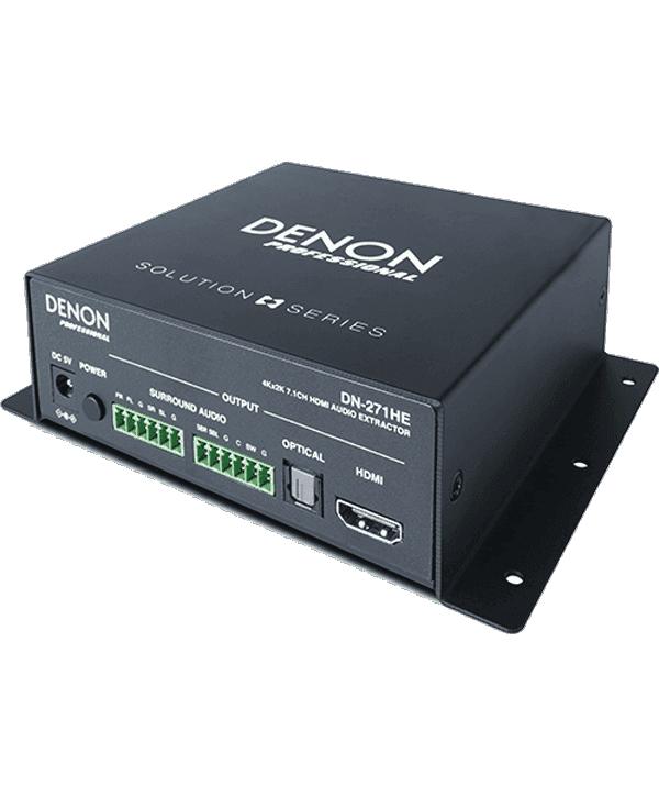 Convertisseur Audio DN271HE HDMI 7.1 Denon Pro