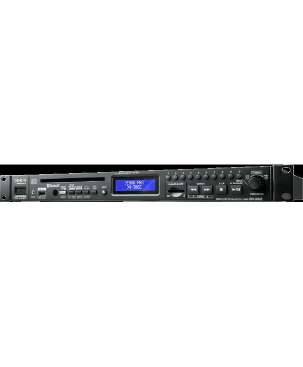 LECTEURS CD USB SD SDHC AMFM Bluetooth DN300Z Denon Pro