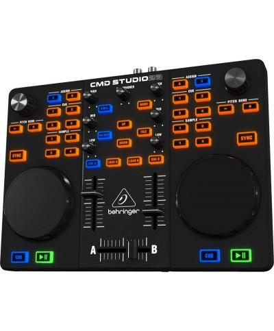 Contrôleur DJ BEHRINGER CMD STUDIO 2A