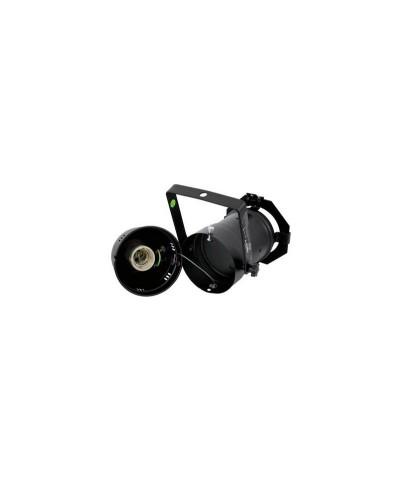 Projecteur PAR30 Noir avec Porte Filtre et Fiche secteur
