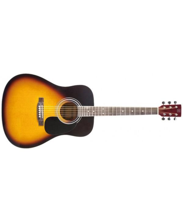 Guitares Electriques OQAN GUITARES QGA-31 SB Sunburst