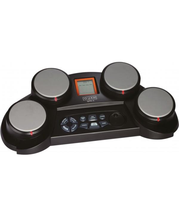 Kit Batterie Electronique OQAN PERCUSSION QPD-4 Compact Drum